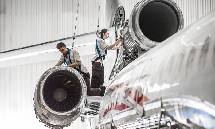 Mention Complémentaire Aéronautique option Avion Moteur Turbines