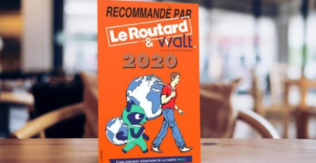 Notre CFA recommandé par le guide du routard de l'alternance !