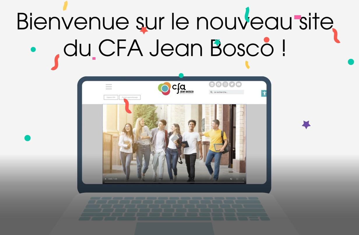 Bienvenue sur le nouveau site du CFA !